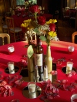 Berry Hill Mansion Center Pieces