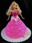 aurora sleeping beauty cake